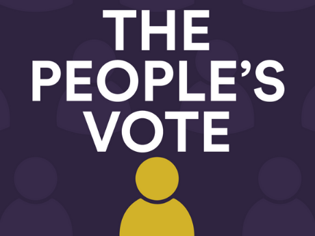 Have your say in The People's Vote