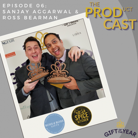 The Prodcast- Episode 6 - Ross and Sanjay