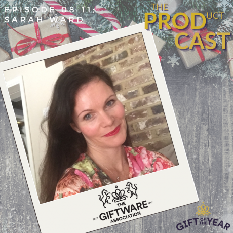 The Prodcast- Episode 8 - Sarah Ward