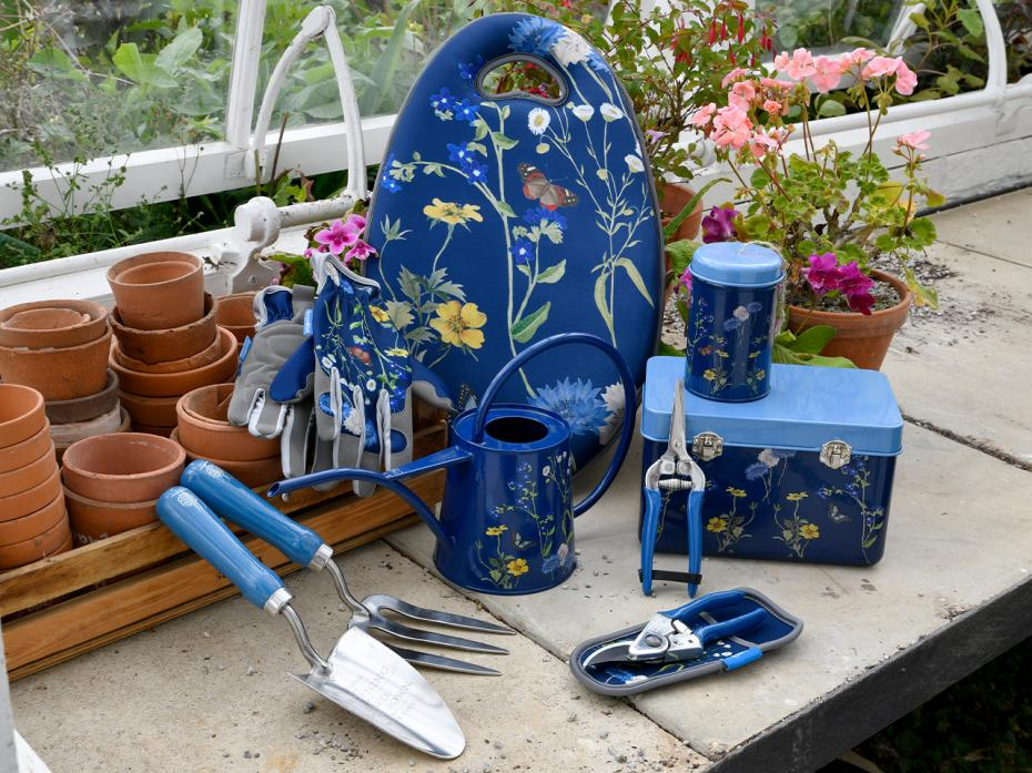 Burgon & Ball RHS Gifts for Gardeners 'British Meadow' gardening gift collection
