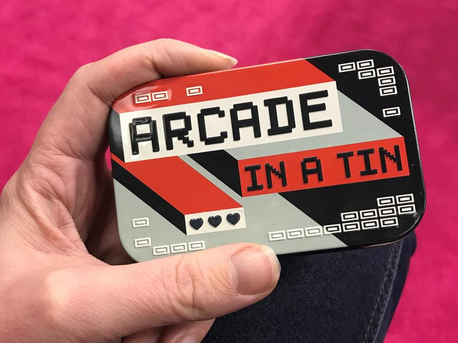 Arcade in a Tin - Compact Size